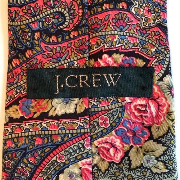J. Crew Other - J Crew Men's Tie